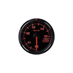 Defi デフィ Racer Gauge電圧計 レッドレーサーゲージ DF07005 newfrontier