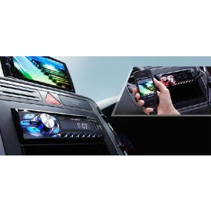 carrozzeria パイオニア CD/USB/チューナーメインユニット DVH-570|newfrontier