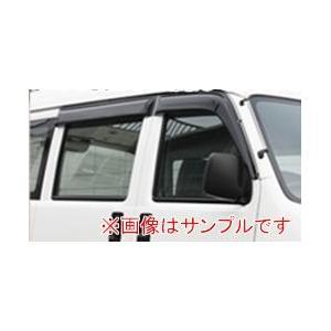 栄和産業 サイドバイザー(ドアバイザー) スズキ ジムニー ワイド(AZオフロード) S36-1 newfrontier