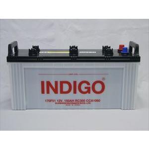<代引不可>インディゴバッテリー 大型車用 170F51 ローラー|newfrontier