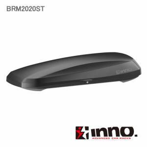 カーメイト INNO ルーフボックス BRM2020ST マットブラック INNO PHANTOM 2020|newfrontier