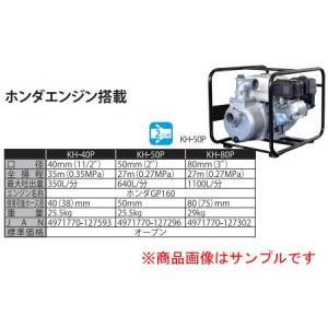工進 コーシン (ホンダGP160),4サイクル、樹脂ワンタッチ KH-40P|newfrontier
