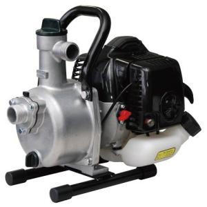 工進 コーシン エンジンポンプ 2サイクル 工進KC26エンジン搭載 ハイデルスポンプ  口径25mm [SEV-25L] newfrontier