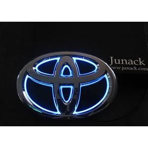Junack ジュナック LEDトランスエンブレム フロント LTET16 newfrontier