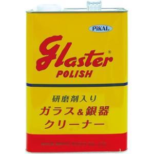日本磨料工業 PIKAL(ピカール) グラスタ−ポリッシュ4Kg 数量1 品番 23000|newfrontier