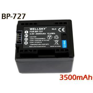 【あすつく対応】 ●CANON キヤノン ●BP-727 互換バッテリー●純正充電器で充電可能 残量表示可能 純正品と同じよう使用可能● newlifestyle