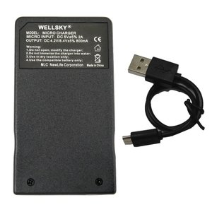 LP-E6 LP-E6N 用 LC-E6 LC-E6N [ 超軽量 ] USB Type-C 急速 ...