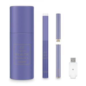 LoaLes ロアレス アロマスティック スターターキット 05 HEALTH (virgin nuts) 電子タバコ 禁煙グッズ|newlogic-store