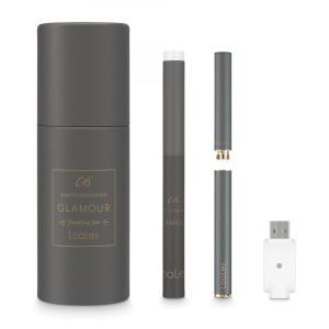LoaLes ロアレス アロマスティック スターターキット 06 GLAMOUR (exotic cinnamon) 電子タバコ 禁煙グッズ|newlogic-store