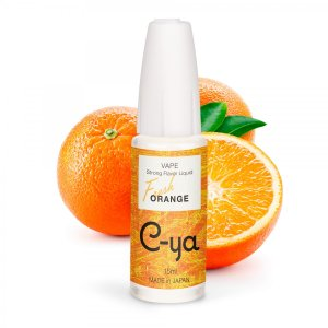 c-ya 国産リキッド 15ml (フレッシュオレンジ)|newlogic-store