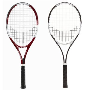 テニスラケット 振動止め アルミ 大人のテニスラケット