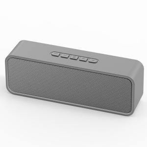 Bluetoothスピーカー完全 ワイヤレス スピーカー ミニ コンパクポータブルスピーカー、TWS対応 車載、6時間連続再生、AUXケープルポート、USB充電、TFカード newpark
