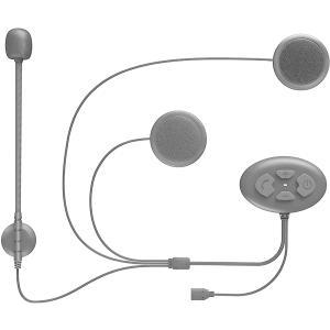【令和最新版】バイク インカム イヤホン マイク ブルートゥース5.0 薄型 FMラジオ機能 自動応答 ヘルメット ヘッドセット 高音質 IP65 防水 newpark