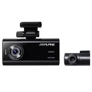 ★☆アルパイン ALPINE ドライブレコーダー ドラレコ 前後カメラ フロントカメラ バックカメラ...