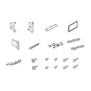 アルパイン ALPINE 取り付けキット N-BOX(JF3/4系)ナビ装着パッケージ フローティングビッグX11 パーフェクトフィット|news1994