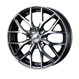 weds ウェッズ LEONIS レオニス MX エムエックス アルミホイール 単品1本 15インチ シルバー光系 4.5J PCD100 4穴 メッシュ 軽自動車全般