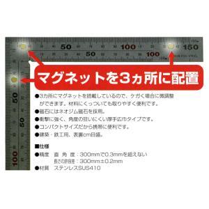 シンワ測定  厚手広巾シルバーマグネット付 10425|newstagetools