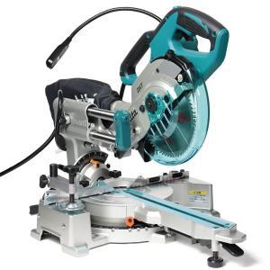 マキタ電動工具 165mmスライドマルノコ LS0613FL(アルミベース仕様)レーザー・LEDライト付|newstagetools
