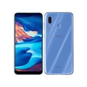 Galaxy A30 SCV43 Blue UQモバイル版 品 SIMフリー品