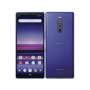 SIMフリー品 Xperia 1 SO-03L Docomo SIMロック解除済 Purple