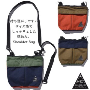 【Bellwood Made】ベルウッドメイド Shoulder Bag CONTAINER PEA...