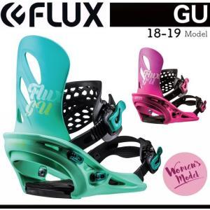 【FLUX】フラックス 18-19モデル GU XS SM レディース 女性 LADY'S WOME...