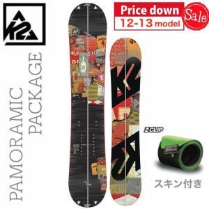 【K2】ケーツー PAMORAMIC 154 158 162 168 SPLIT スプリット パノラ...