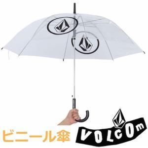 【VOLCOM】ボルコム Circle Stone Vintl Umbrella ビニール傘 アンブ...
