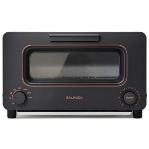 BALMUDA The Toaster バルミューダ ザ トースター K05A-BK ブラック