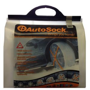 AutoSock(オートソック) 「布製タイヤすべり止め」 オートソックハイパフォーマンス ASK685 newwaveshop