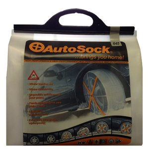 AutoSock(オートソック) 「布製タイヤすべり止め」 オートソックハイパフォーマンス ASK645 newwaveshop