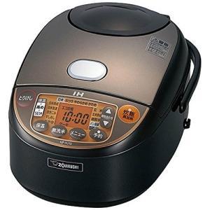 象印 炊飯器 IH式 5.5合炊き ブラウン NP-VJ10-TA|newwaveshop