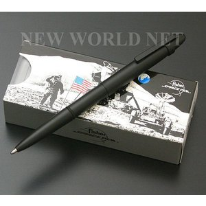 Fisher Space Pens フィッシャー スペースペン 400BCL ブラックマット ブレットペン クリップ付|newworldnet