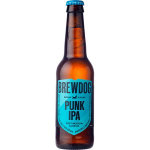 ブリュードッグ パンクIPA 330ml 瓶(単品/1本) 海外ビール 輸入ビール newyork-beer