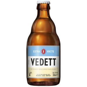 ヴェデット エクストラ ホワイト 330ml 瓶(単品/1本) 海外ビール 輸入ビール|newyork-beer