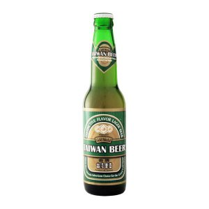 台湾ビール 金牌 330ml 瓶(単品/1本) 海外ビール 輸入ビール|newyork-beer