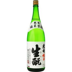 お歳暮 2017 日本酒 大七 純米生もと 1800ml newyork19892005