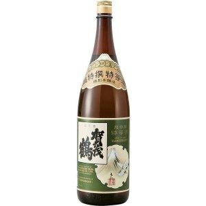 日本酒 賀茂鶴 超特撰 特等酒 1800ml(2)