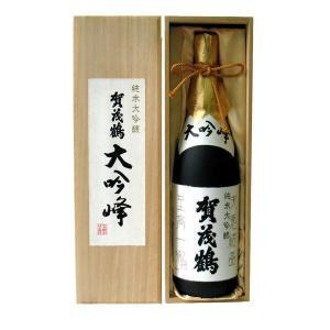 日本酒 賀茂鶴 純米大吟醸 大吟峰 1800ml(2)
