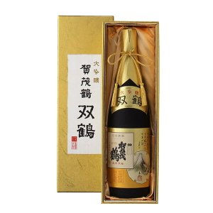 日本酒 賀茂鶴 双鶴 大吟醸 1800ml(2)