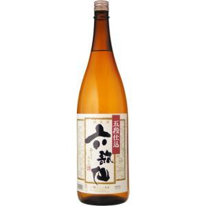 お歳暮 2017 日本酒 六歌仙 五段仕込み 純米 1800ml newyork19892005