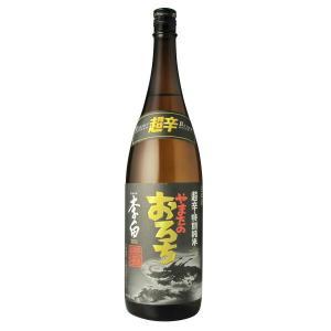お酒  日本酒 李白 特別純米 やまたのおろち 超辛口 1800ml