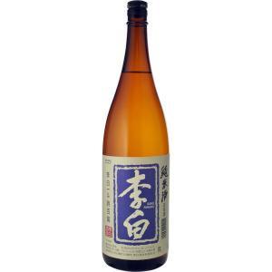 お酒  日本酒 李白 純米酒 1800ml