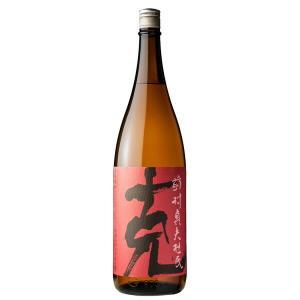 魔王を作った杜氏の力作 予約商品 東酒造 芋焼酎 克(かつ) 25度 1800ml あすつく