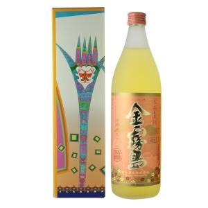 金霧島 冬虫夏草酒 25度 900ml (箱付き)