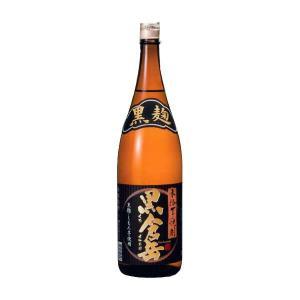 お酒  芋焼酎 黒倉岳 黒麹 しもん芋 25度 1800ml