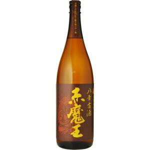 赤魔王 麦 八年古酒 25度 1800ml