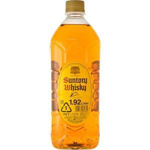 サントリー ウイスキー 角瓶 40度 1920ml ペットボトル