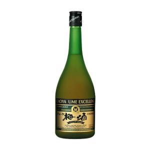 チョーヤ梅酒 エクセレント(ブランデーベース) 750ml(3)