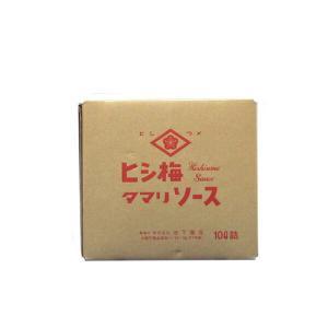 ヒシ梅 池下商店 ヒシウメ タマリソース(とんかつ) 10L(業務用ポリタンク)